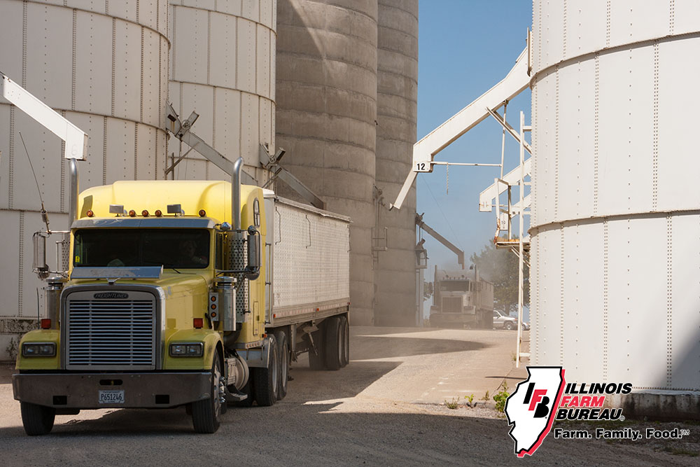 IFB clarifies information on IDOT harvest emergency permit form