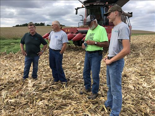 RMA administrator, IFB regional manager discuss importance of crop insurance