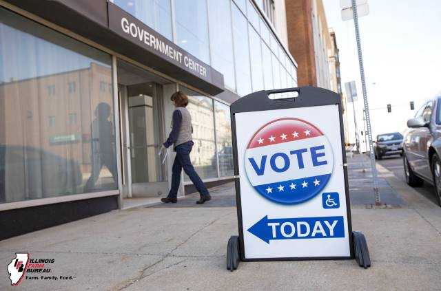 Time to vote: IFB encourages Illinoisans to participate in the process