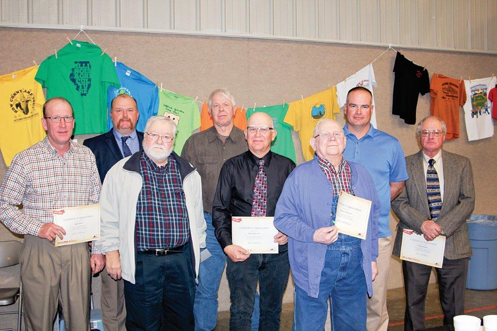 Edwards County celebrates centennial