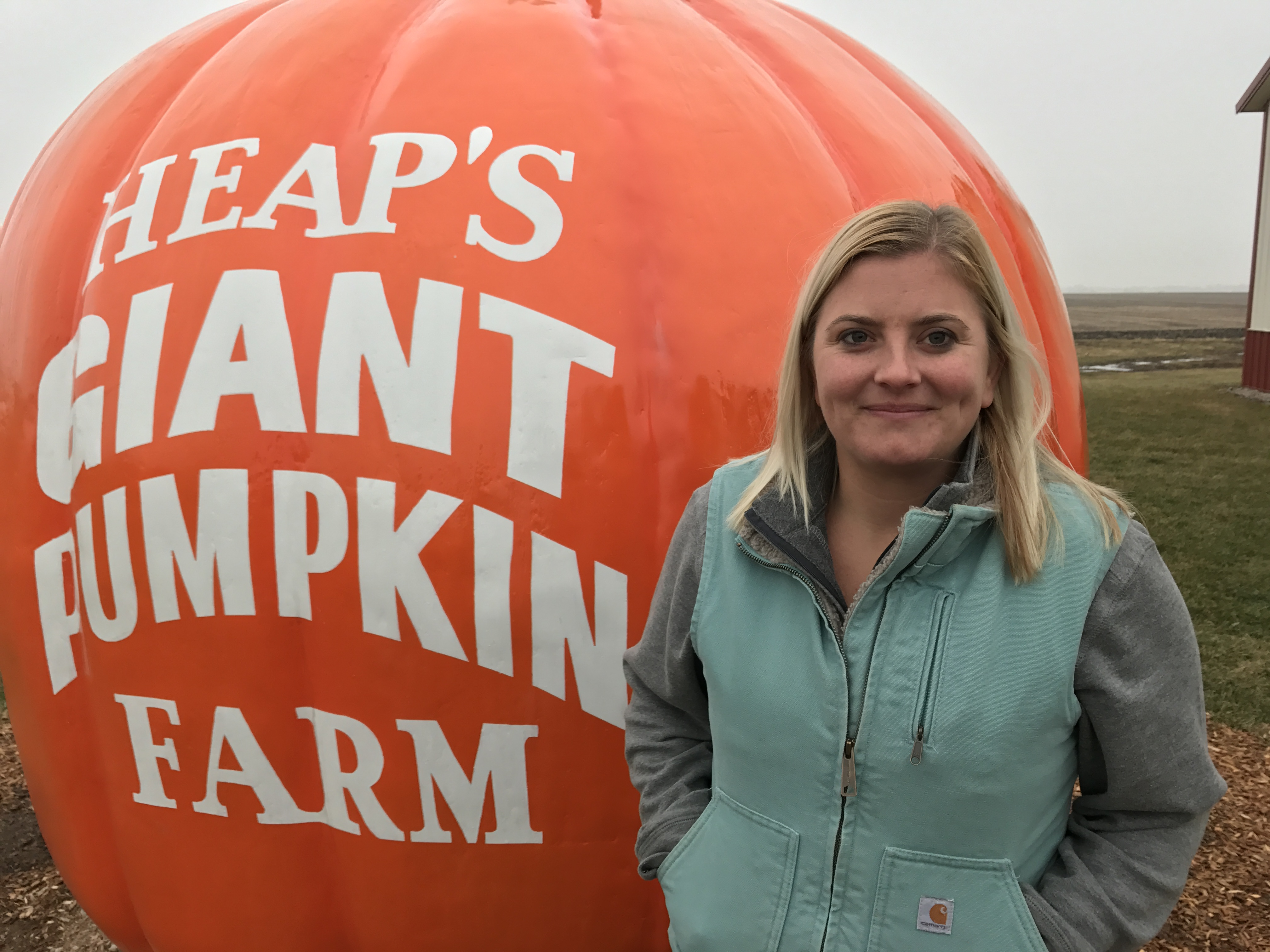 IFB Young Leader chairwoman hopes to keep momentum going on, off farm