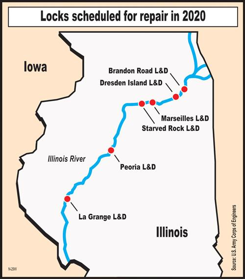 IFB to broadcast final Illinois River closure meeting for members