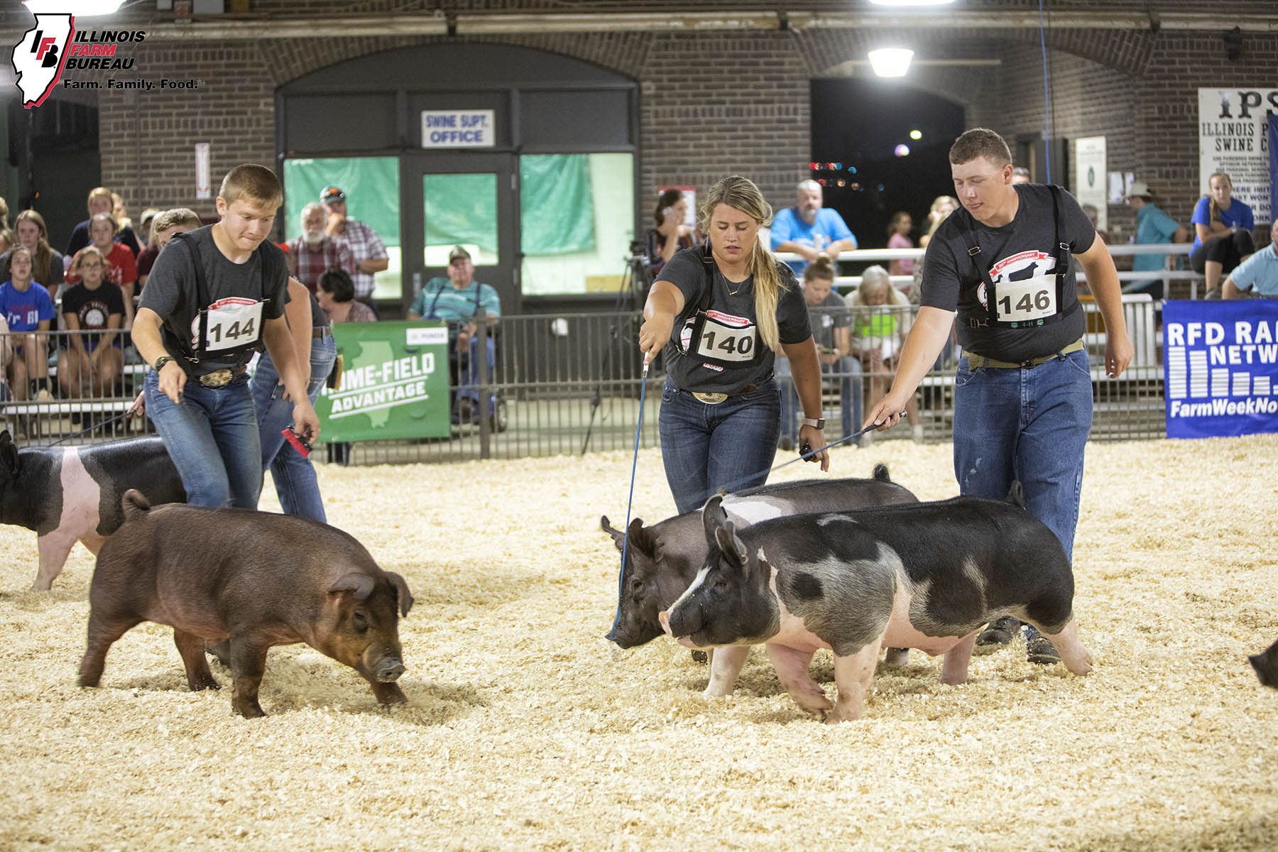Illinois State Fair Master Showmanship winners announced